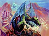 Ravensburger Lone Dragon - 300 Pieces Puzzle