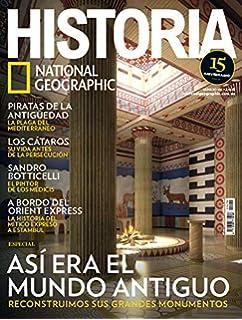 Historia National Geographic Nro. 179. Noviembre 2018