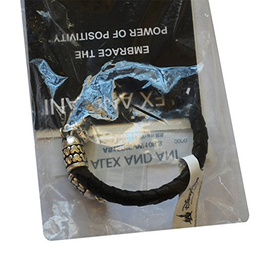 Disney Leather Bracelet Alex Ani