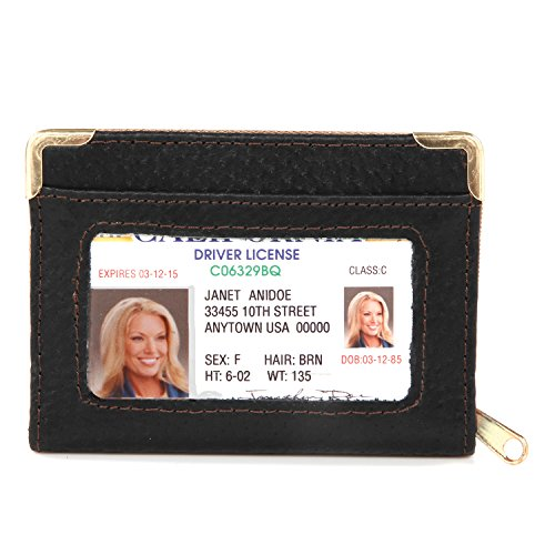 Dream Products Zip Up Security Wallet