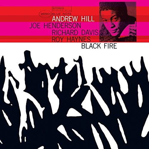 English Song Series - Black Fire [LP][Blue Note Tone Poet Series]