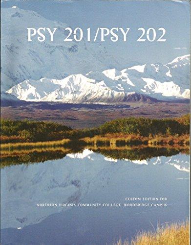 PSY 201/PSY 202 (Custom Edition for Northern Virginia Community College, Woodbridge Campus)