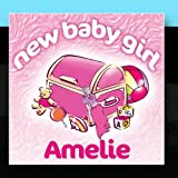 New Baby Girl Amelie
