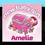 New Baby Girl Amelie