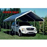 King Canopy 18 x 27 ft. Canopy Replacement Drawstring Carport Cover Review