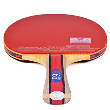 ZENGT Competencia Palas Tenis Mesa/Palas Ping Pong para ...