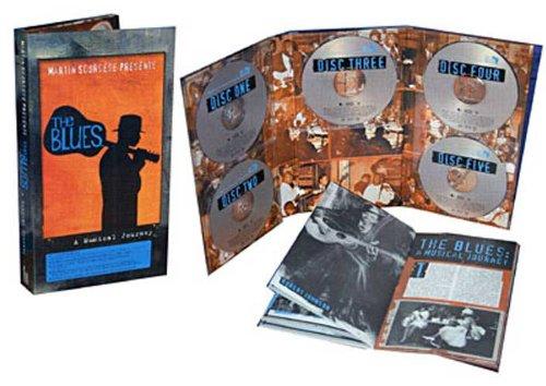 Martin Scorsese Presents... The Blues (Long Box deluxe 5 CD) [Bande originale]