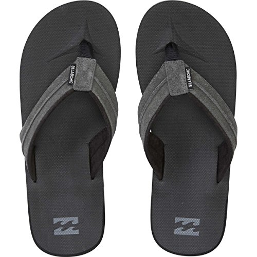 b81767709 Galleon - Billabong Men s All Day Impact Lux Supreme Cushion Eva Footbed Sandal  Flip Flop