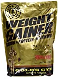 Gold's GYM Weight Gainer Chocolate Flavor 3kg