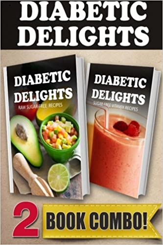 Raw sugar free recipes and sugar free vitamix recipes 2 book combo raw sugar free recipes and sugar free vitamix recipes 2 book combo diabetic delights ariel sparks 9781500136116 amazon books forumfinder Choice Image