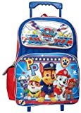 Nickelodeon Paw Patrol Large 16'' Rolling Backpack