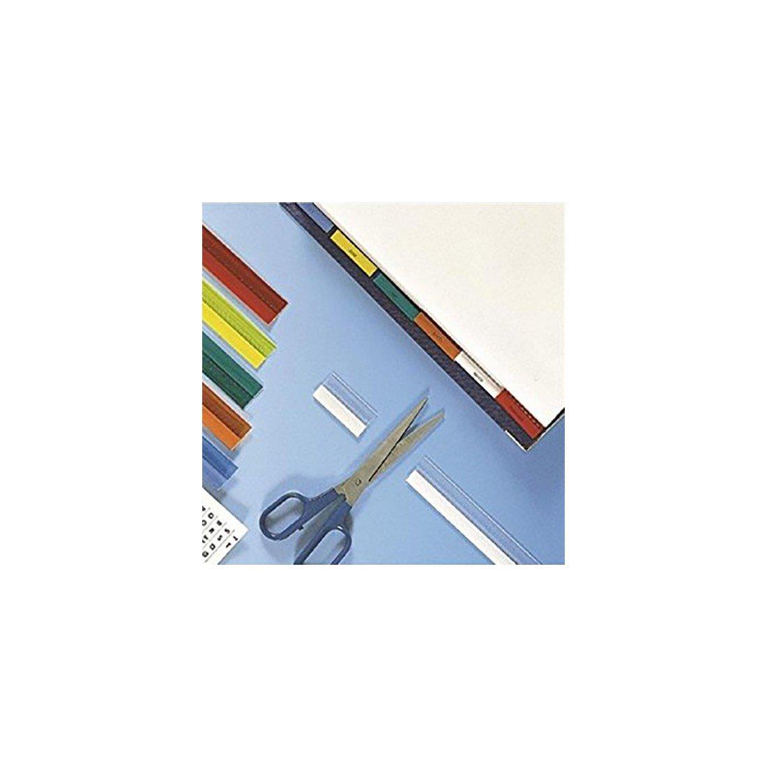 Esselte Strisce Adesive per Etichette, 20cm x 5 strisce 55000