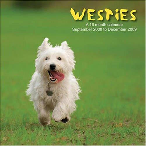 Westies 2009 Mini Calendar