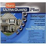 Hartz Ultraguard Plus Home Fogger 3 Pack