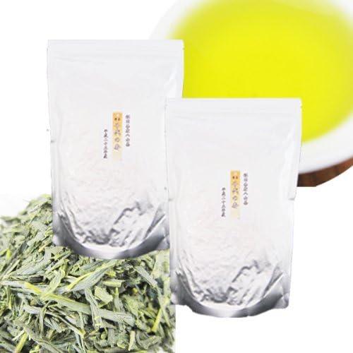 【煎茶 千代の寿 1kg(500g×2袋)】 【九州福岡県八女茶】