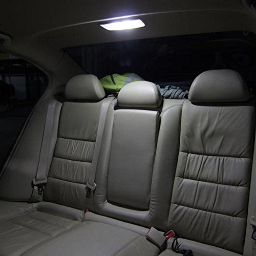 Partsam 10 white interior led light package kit for ford f 150 import it all 2007 ford f 150 interior lights