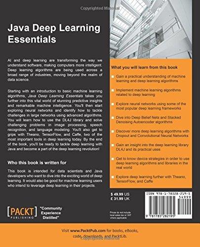 Java Deep Learning Essentials: Yusuke Sugomori