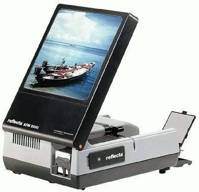 Reflecta AFM 2000 proyector de diapositiva: Amazon.es: Electrónica