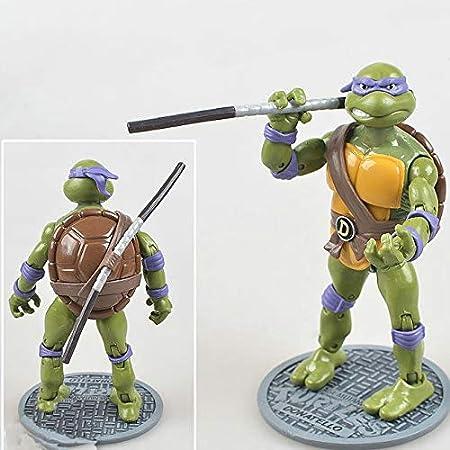 LU-DOLL 4-Pack De Teenage Mutant Ninja Turtle Juguetes ...