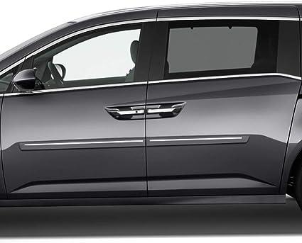 DARK CHERRY PEARL R529P Dawn Enterprises CF2-ODYSSEY11 Chromeline Body Side Molding Compatible with Honda Odyssey