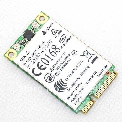Gobi1000 For HP QUALCOMM un2400 UNDP-1 EV-DO 3G HSPA WWAN UMTS PCI-e Card 483377-002 (11076)