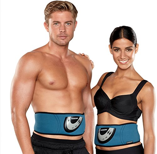 Slendertone Abs3 Abdominal Muscle Toner - Core Abs Workout Belt