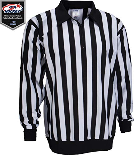 Force Rec Officiating Jersey - Jersey Referee Hockey