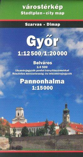 Győr (Magyar városok) (Hungarian Edition)