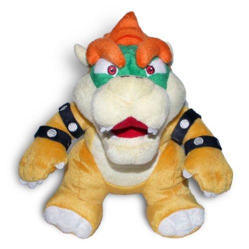 Mario Goldie Super Bowser Plush