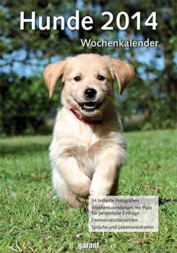 Wochenkalender Hunde 2014