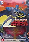 Batman Unlimited: Animal Instincts with Fire Bat figurine [ NON-USA FORMAT, PAL, Reg.2 Import - Netherlands ]