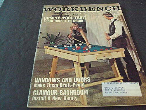 Workbench Dec 1976 Bumper-Pool Table, from Chisel To Chalk