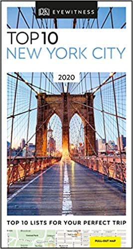 Top Lists 2020.Top 10 New York City 2020 Pocket Travel Guide Amazon Co