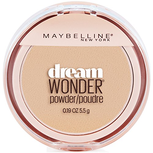 Maybelline New York Dream Wonder Powder, Classic Ivory, 0.19 oz.