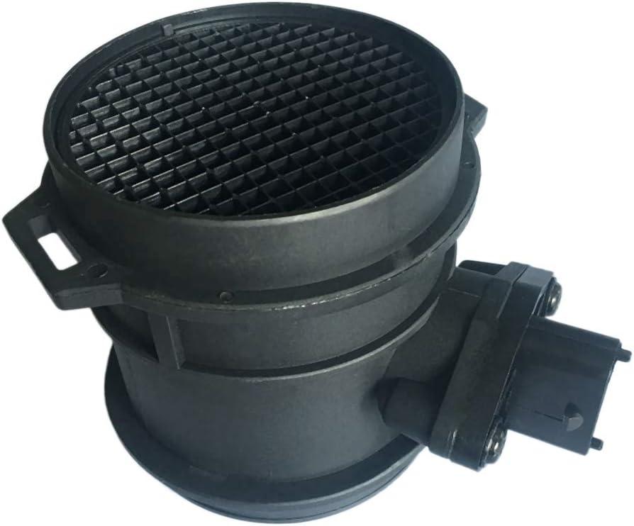 CareMont Sensor de Flujo de Aire Masivo de Coche para 147 GT 156 GTV Spider 3.2 V6 0281002533 46808221