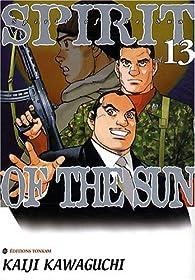 Spirit of the Sun, tome 13 par Kaiji Kawaguchi