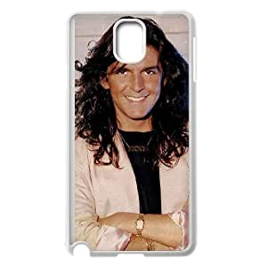 Samsung Galaxy Note 3 Cell Phone Case Covers White Modern Talking