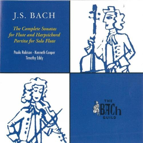 Harpsichord Complete Sonatas (Complete Sonatas for Flute & Harpsichord)