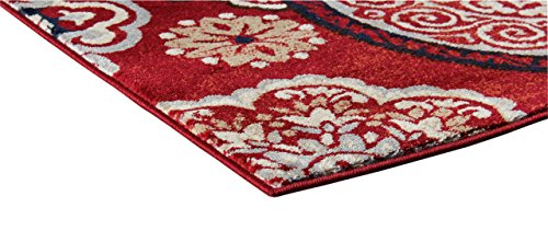 AREA RUGS - Anti-Bacterial Decorative Modern Contemporary Southwestern Designs for Living Room ...