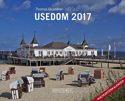 Usedom 2017: Postkartenkalender