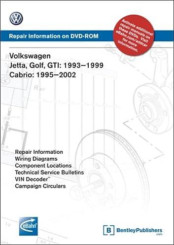 volkswagen jetta golf gti 1993 1994 1995 1996 1997 1998 rh amazon com