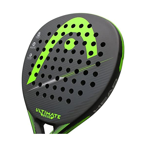 Head - Racchetta da Paddle Ultimate Power Green 2018. 2 spesavip