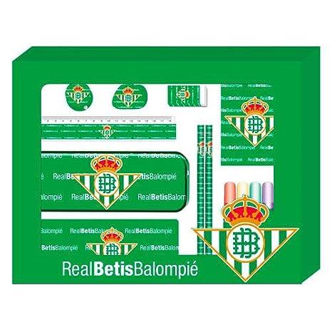 Set papeleria Real Betis: Amazon.es: Juguetes y juegos