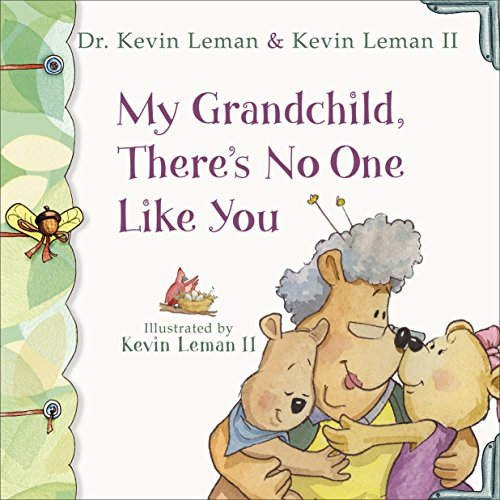 My Grandchild, There's No One Like You (Birth Order Books)