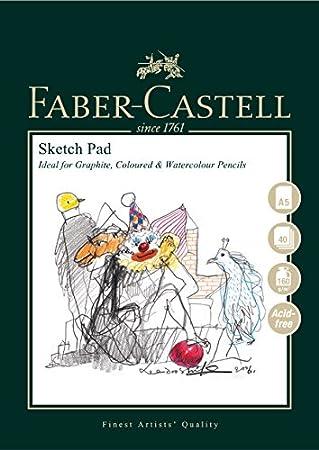 Faber-Castell Blocco per acquerelli A3 West Design WD792812