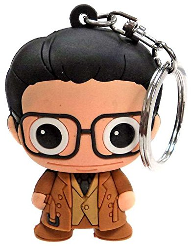 Price comparison product image DC Comics Batman v Superman Dawn of Justice 3D Figural Keyring ~ Clark Kent - Chase (Opened to Identify)