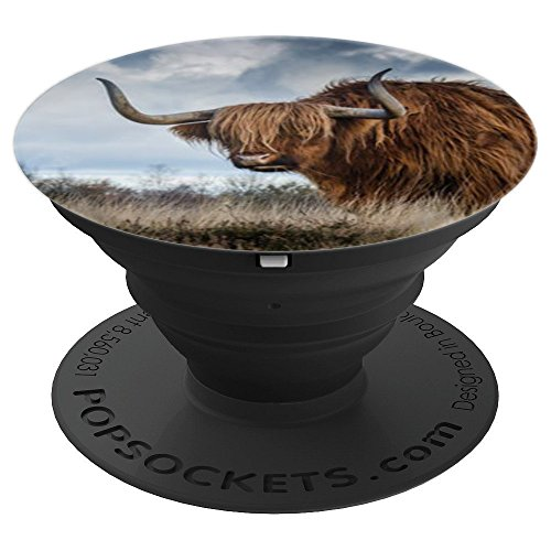 Yak Animal Cow Epic - PopSockets Grip and Stand for Phones and Tablets