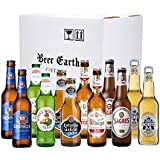 世界のノンアルコールビール12本 飲み比べセット 【ビットブルガードライブ、エルディンガーフリー/サグレスゼロ/モレッティゼロ / エストレーリャガリシア0.0】 専用ギフトボックスでお届け