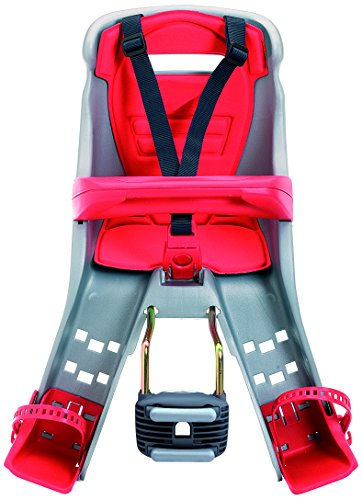 Peg Perego Orion Grey/Red Front Mount Child Seat ()