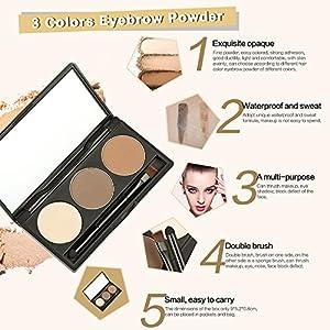 51%2B9G5rORCL. AA300  - Maybelline New York Ny Minute Mascara Smoky Eye Makeup Gift Set, 24k Smoky Eye